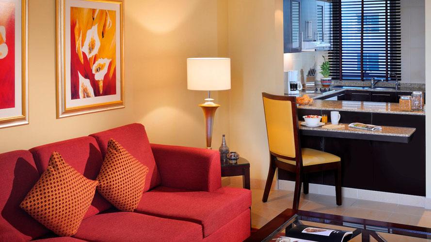 Marriott Executive Apartments