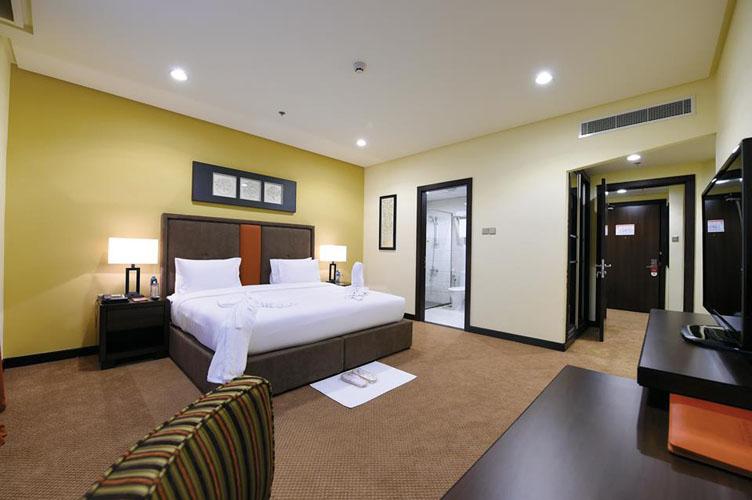 Orange Suites Hotel Apartment